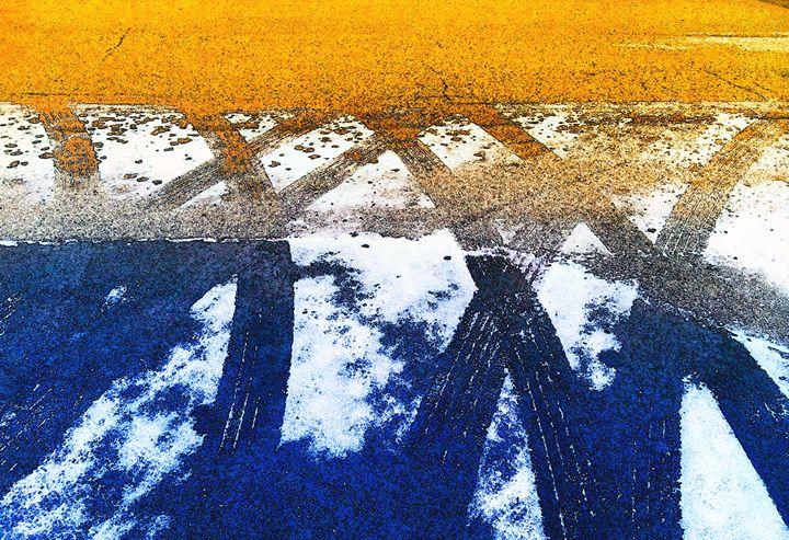 Exit Tracks - Sabra Image Prints