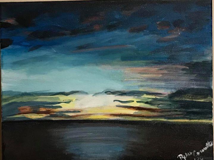 Quiet Night - Renee's Creations