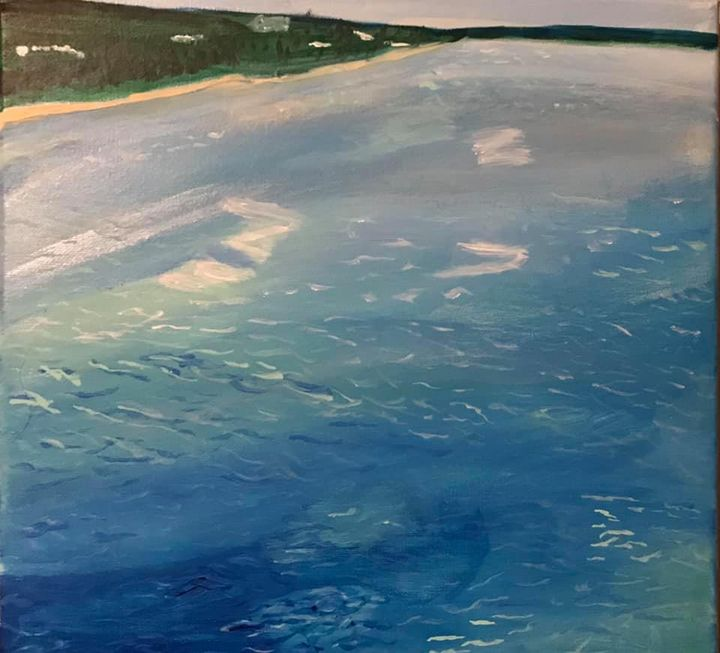 Mexico Sea - Renee's Creations