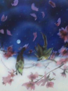 花鳥風月 - Airbrush Art  NORI.Y