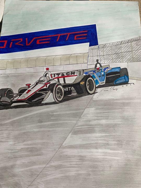 Indy car Sunday - Classic_Car_Designs