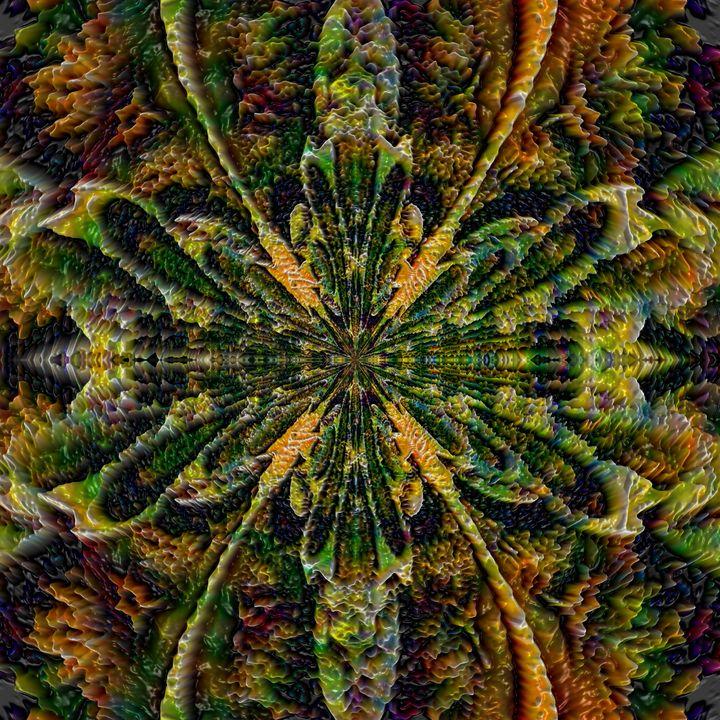 BUTTERFLY DREAMS - STEVEN SOLOMON'S ORIGINAL ARTWORK