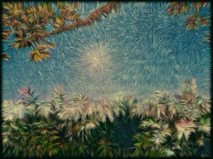 PORTLAND SPARKLES - STEVEN SOLOMON'S ORIGINAL ARTWORK
