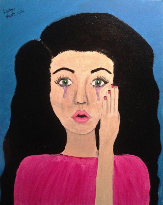 Lavendar Tears - Kate Hults