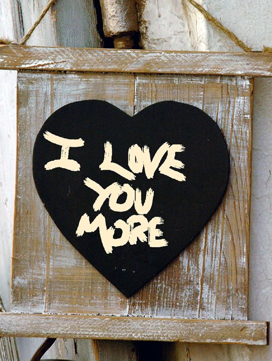 I Love You More - Grece - Signs Of Life USA