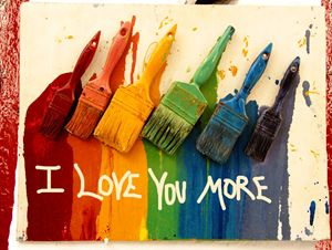 I Love You More-Grece