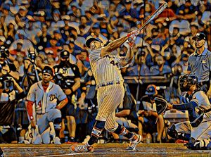 Pete Alonso 1 Home Run Derby Champx2 - Gallery 18