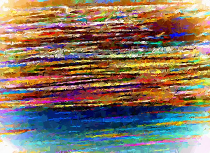 Abstract 1 - Gallery 18