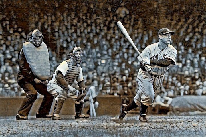 Lou Gehrig 1, New York Yankees - Gallery 18
