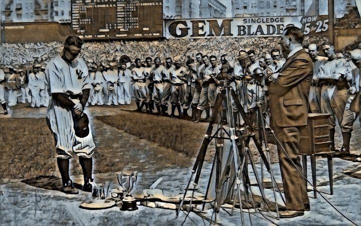 Lou Gehrig 2, New York Yankees - Gallery 18