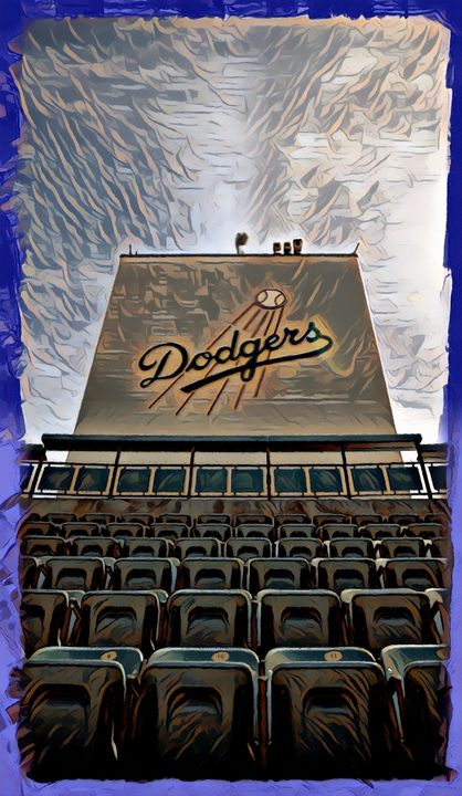 Dodger Stadium 1, Los Angeles, CA - Gallery 18