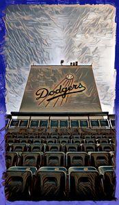 Dodger Stadium 1, Los Angeles, CA