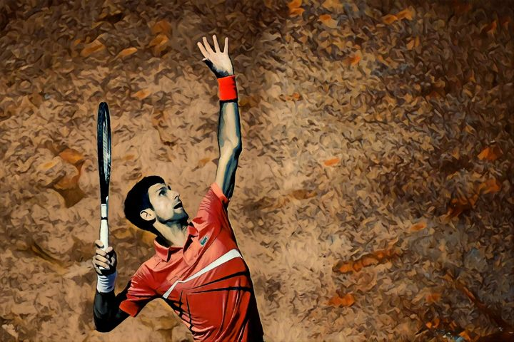 Novak Djokovic French Open Champ - Gallery 18