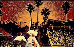 Dodger Stadium 2, Steve Garvey