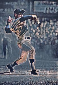 Sandy Koufax 1, Los Angeles Dodgers