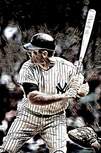Mickey Mantle 2, New York Yankees