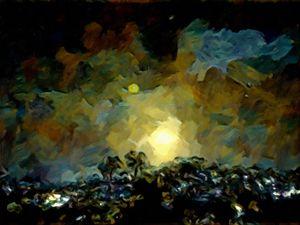 Mulholland Moon - Gallery 18
