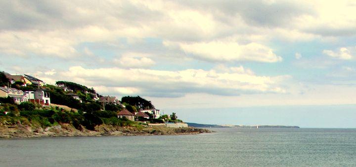 Irish Coastal village - Kirsty's Kreations