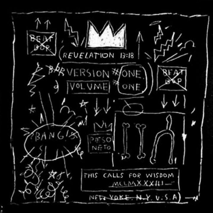 Beat Bop - Revelation 13:18 × Jean-Michel Basquiat