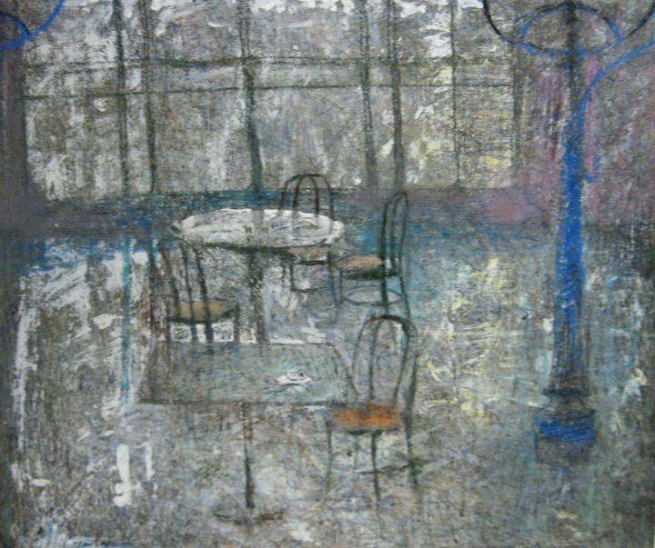 Cafe - Yulia Svirepova