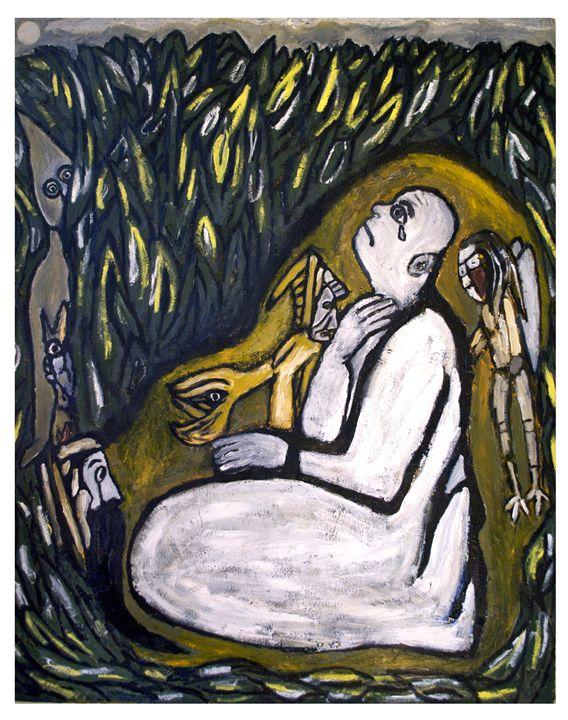 Buddha - Vargas Arte