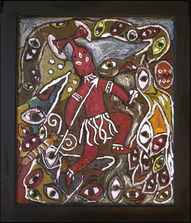 Chango - Vargas Arte