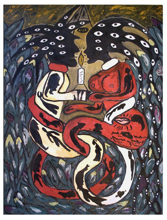 Spirits - Vargas Arte