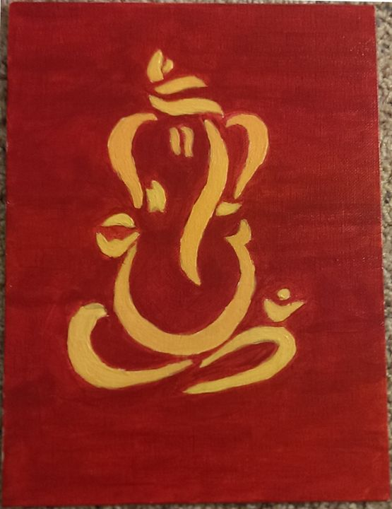 Lord Ganesha - Rohini Atresh