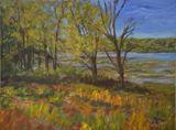 Original Acyrlic Landscape Painting
