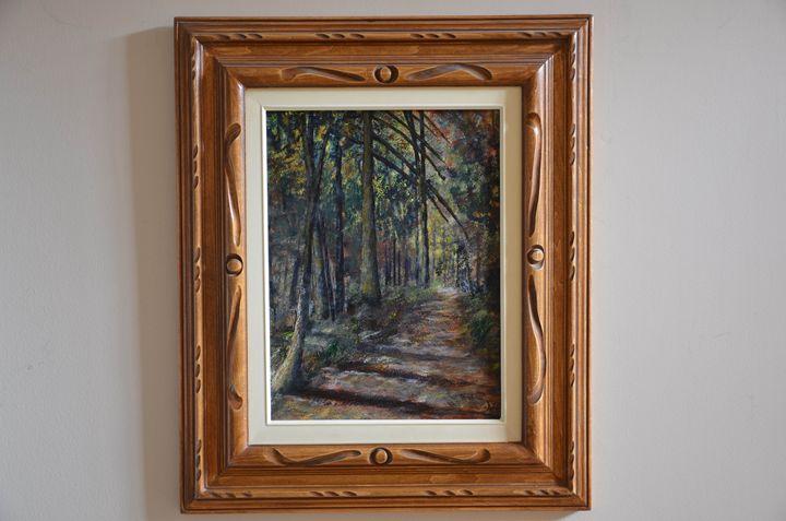 Forest Trail at Kanata Arboretum - John Kittson