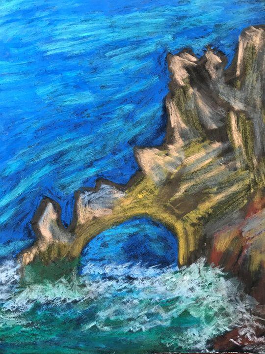 Ocean Cliff - Mariam