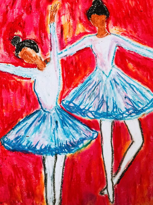 Black balerina - Mariam