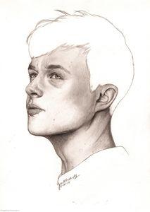 Dane Dehaan Portrait