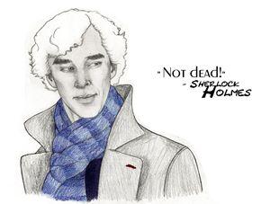 Not Dead, John
