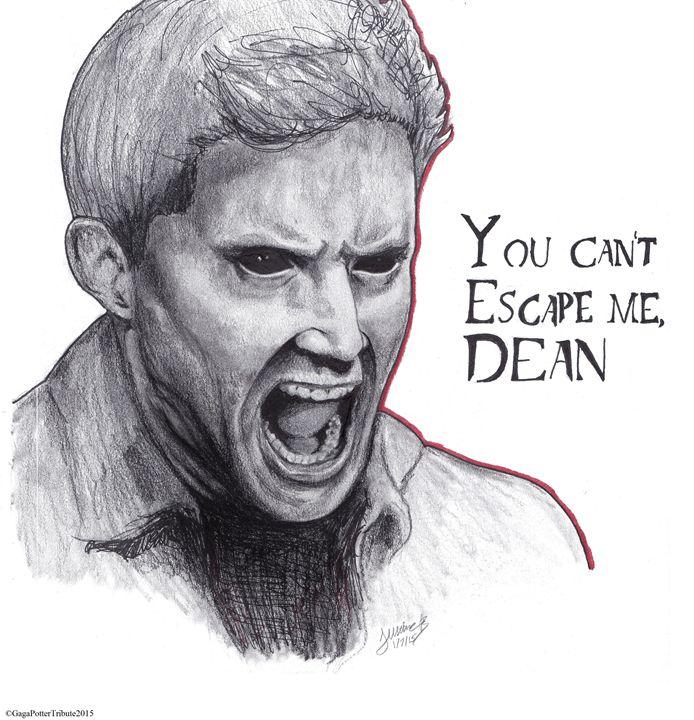 Demon!Dean - GagaPotterTribute