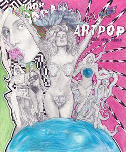 Lady Gaga's ARTRAVE