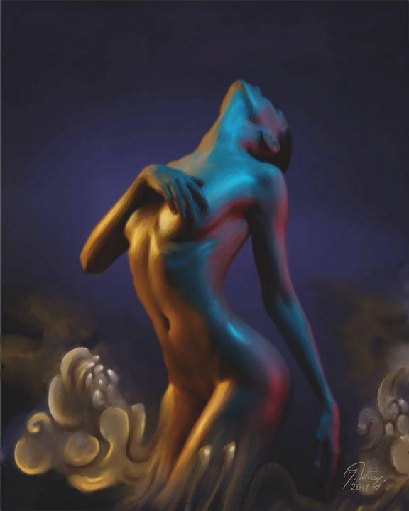 Ecstasy - Jovica Petrovic Art