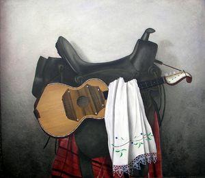 Tambura i sedlo