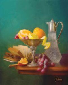 Narandže i groždje