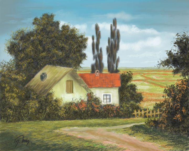 Mali salaš - Jovica Petrovic Art