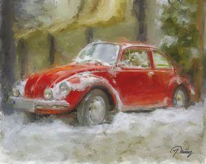 Buba u snegu