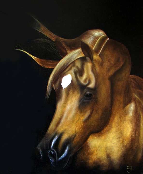 Gallop - Jovica Petrovic Art