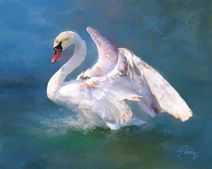 Swan dance