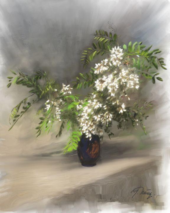 Bagremov cvet - Jovica Petrovic Art