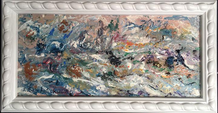 Abstract G-1 - Liubov Brizhatiuk / Luba