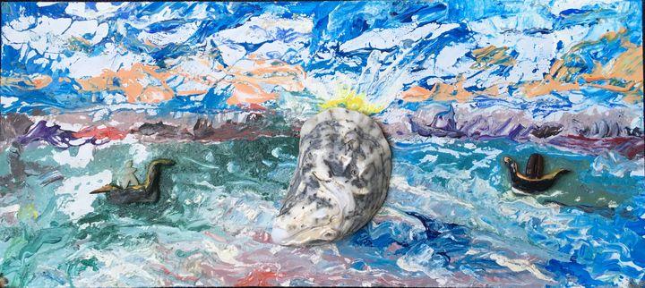 Abstract G-2 - Liubov Brizhatiuk / Luba