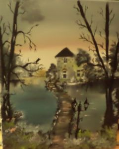 Bewitched Painting