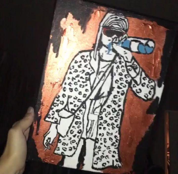 Kurt cobain - Jlow Art