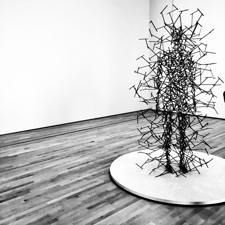 Stick man - Jlow Art