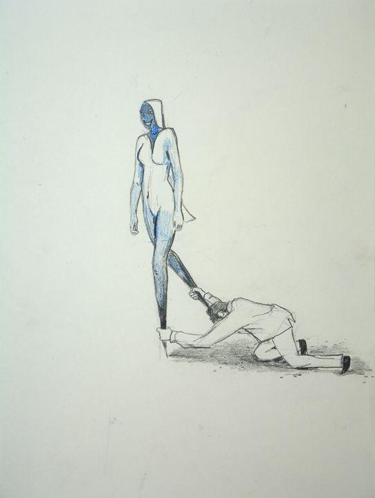 Walking legs - Mariah Nikolic